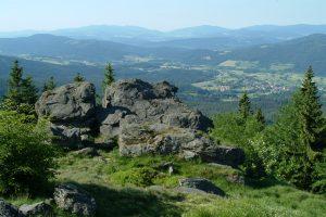 Eck im Bayerischen Wald